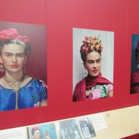 """Art Exhibition Review: """"Frida Kahlo: Timeless"""""""